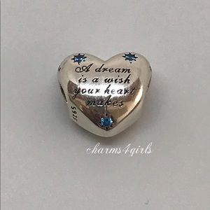 Authentic PANDORA Disney Cinderella's Dream Charm